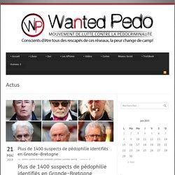 Plus de 1400 suspects de pédophilie identifiés en Grande-Bretagne