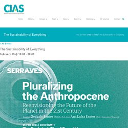 The Sustainability of Everything - CIAS
