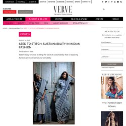 Verve Magazine - India's premier luxury lifestyle women's magazine