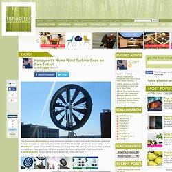 Honeywell Home Wind Turbine