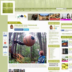 FREE-SPIRIT ECO TREEHOUSE