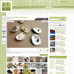 The 100 Mile Design Challenge Asks Students To Think Local With Their Designs 100 Mile Design Challenge- Oyster Soap - Gallery Page 3