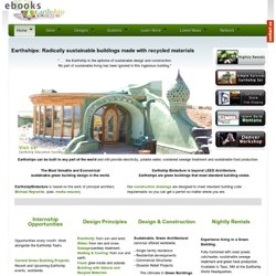 s in the Lonely Planet, Southwest USA - Testimonials - Earthship Biotecture