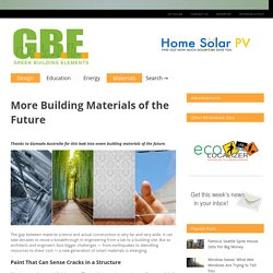 From brick and mortar shops to city planning, we cover sustainable trends in construction, renovation, and more.