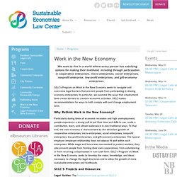 Sustainable Economies Law Center