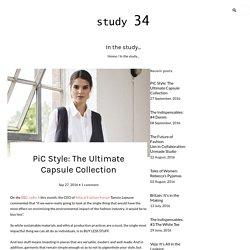 Sustainable and Ethical Fashion blog UK study 34