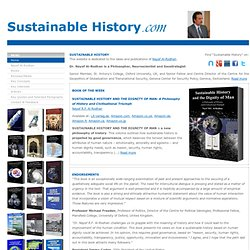 Sustainable History