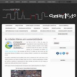 As cidades líderes em sustentabilidade