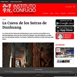 La Cueva de los Sutras de Dunhuang - ConfucioMag
