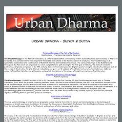 Sutta & Sutra - Urban Dharma