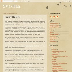 SVa-Haa: Empire Building