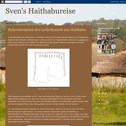 Sven's Haithabureise