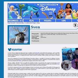 Sven (La Reine des Neiges)