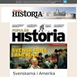 Svenskarna i Amerika