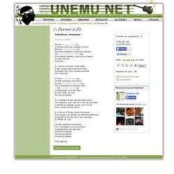 parolle Ci ferma à fà album Sventulerà 2011