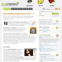 SVG, le dessin vectoriel pour le web