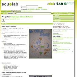 Progetto: Languages across Science (scienze, lingue, CLIL)