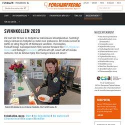 Svinnkollen 2020 - ForskarFredag