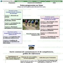 SVT 5ème, www.monanneeaucollege.com