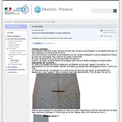 SVT (collège) - Edusismo - Provence