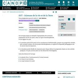 SVT - Sciences de la vie et de la Terre