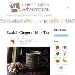 Thé swahili