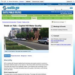 Seattle Public Utilities