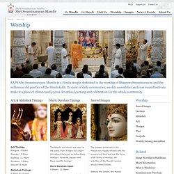 – BAPS Shri Swaminarayan Mandir, London