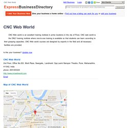 CNC Web World
