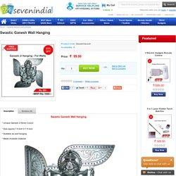 Swastic Ganesh Wall Hanging