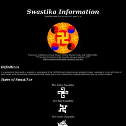 Swastika Information