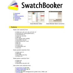 SwatchBooker