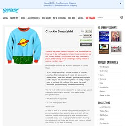 Chucky Sweatshirt - Graphic Tees - Beloved Shirts