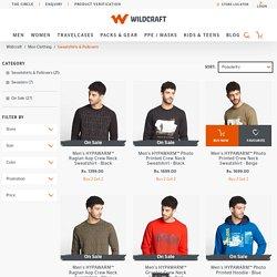 Sweatshirts & Pullovers for Men