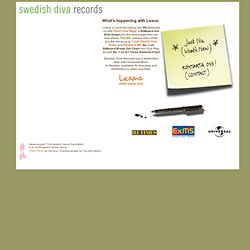 Swedish Diva Records