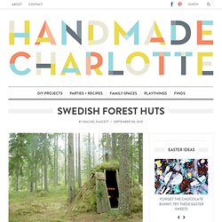 Swedish Forest Huts