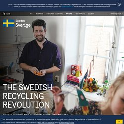 The Swedish recycling revolution
