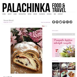 Sweet Braid | Palachinka