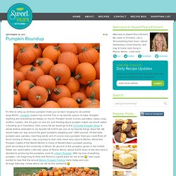 Pumpkin Roundup | Sweet Pea's Kitchen