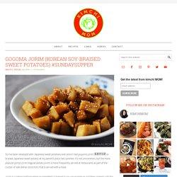 Sweet Potato Jorim