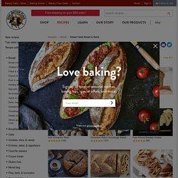 Sweet yeast bread & rolls Recipes