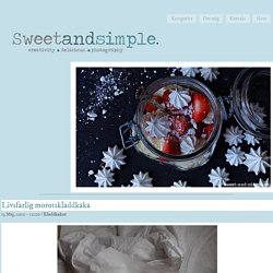SweetandSimple -