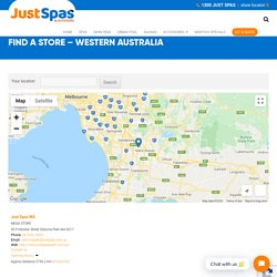 Buy Swim Spas & Spa Pools in Perth, WA - Just Spas Australian Made