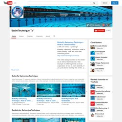 SwimTechnique TV