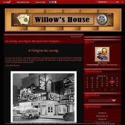 Le swing, une figure de style bien frappée … - Willow's House