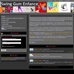 Swing Gum Enfance