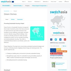 Switch-Asia.eu - Green Homes