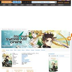 sword art ... 3 volumes