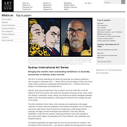 Sydney International Art Series