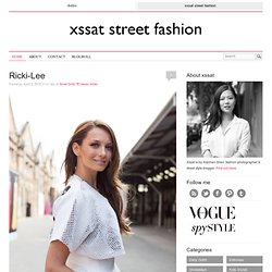 xssat - sydney street fashion and beyond